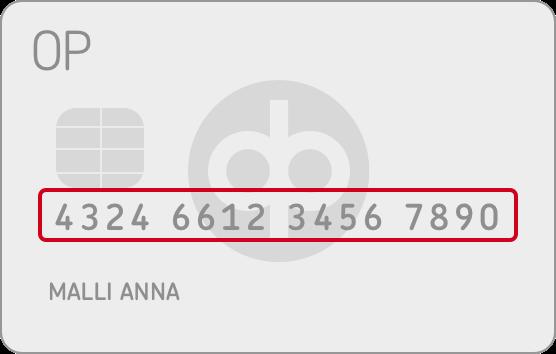 Pankkikortin Tunnusluku Unohtunut
