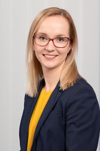 Paula Ruuskanen, lakiasiainjohtaja