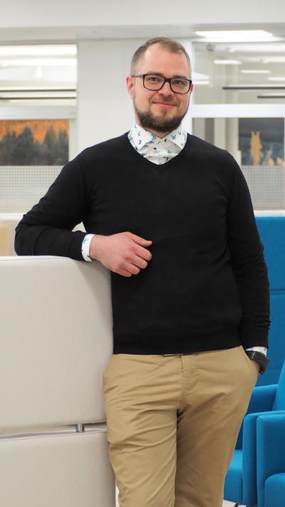 Jussi Savolainen