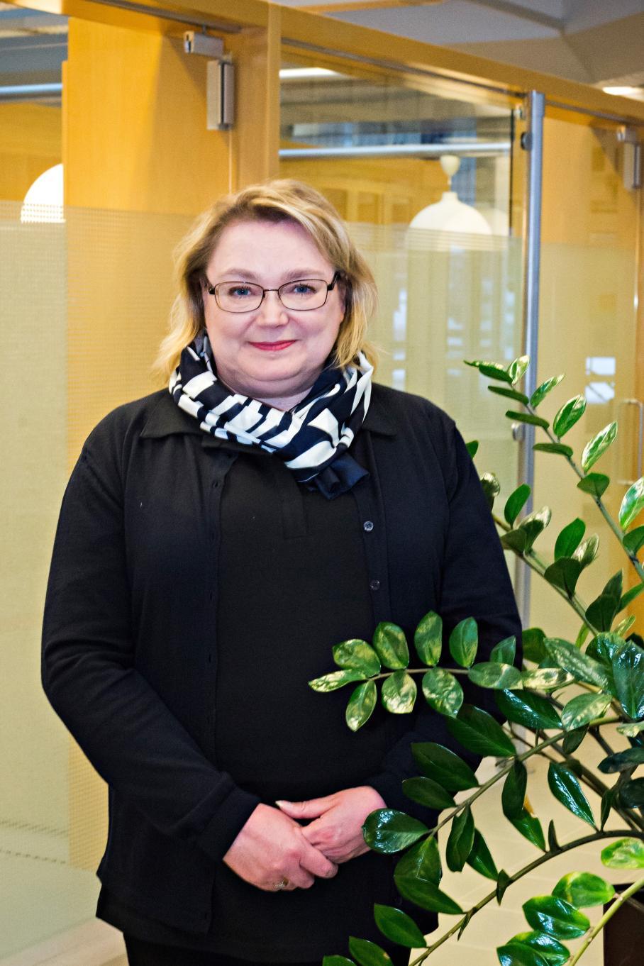 Sanna-Maria Peltonen
