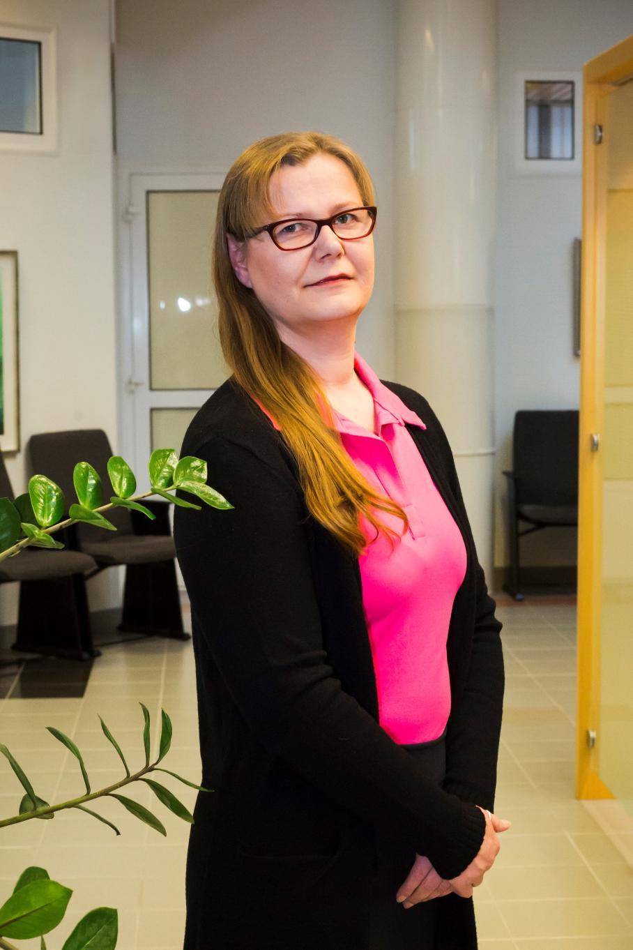 Marjaana Luukko