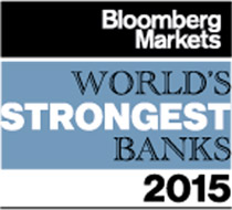 Worlds strongest banks 2015